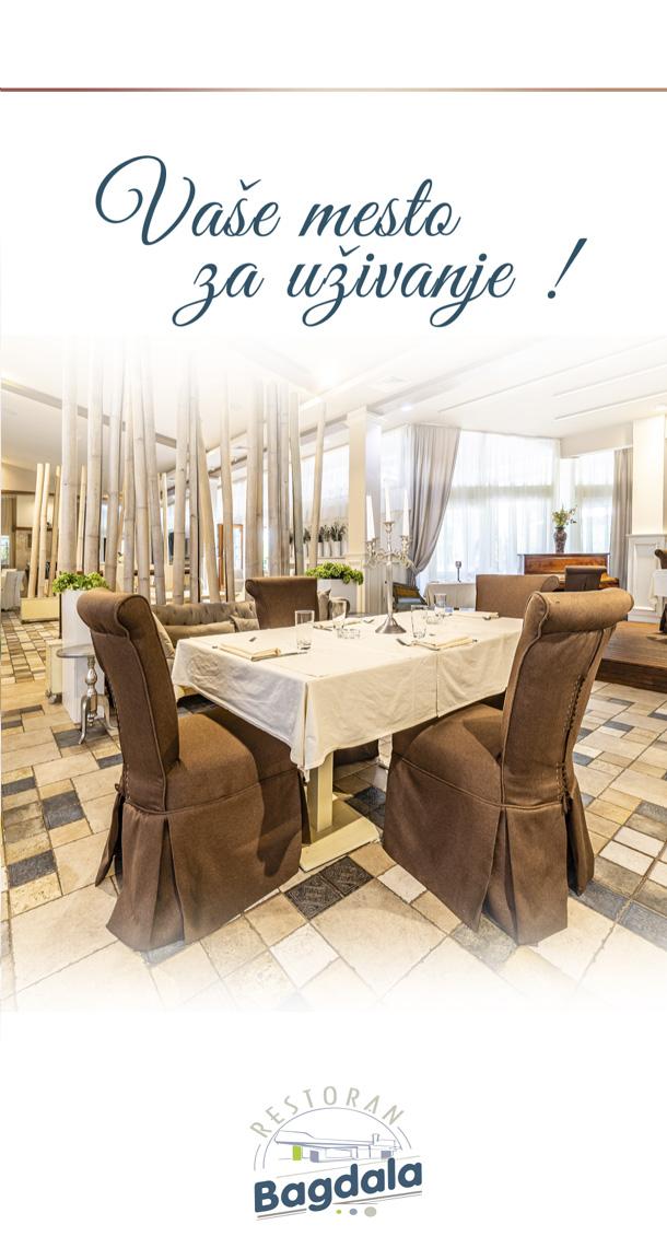 Restoran Bagdala / Restaurant Bagdala