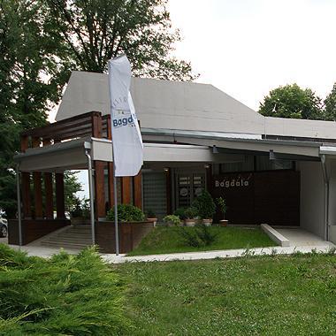 Restaurant Bagdala Krusevac - Garden